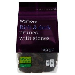 Waitrose Prunes with Stones
