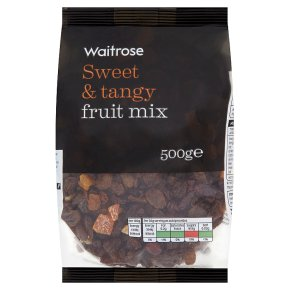 Waitrose Sweet & Tangy Fruit Mix