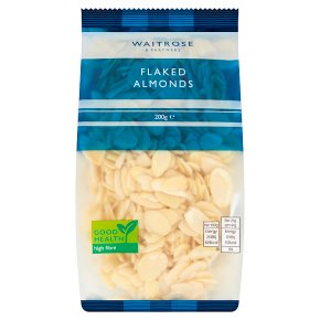 Waitrose Flaked Almonds
