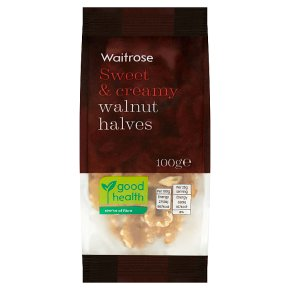Waitrose Walnut Halves