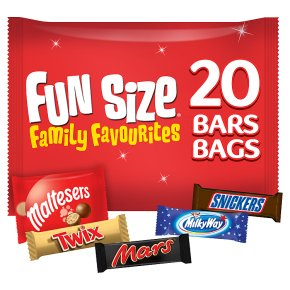 Fun Size family favourites