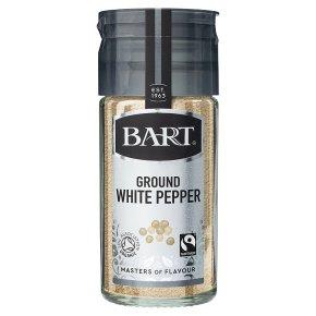 Bart Fairtrade ground white pepper
