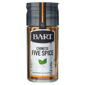 Bart Chinese five spice