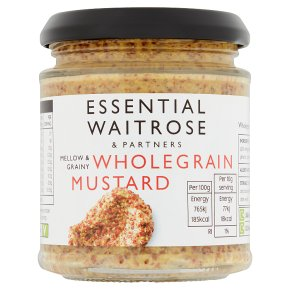 Essential Wholegrain Mustard