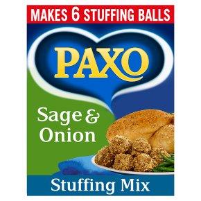 Paxo Stuffing Mix Sage & Onion
