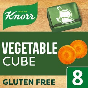 Knorr the vegetable cube 8 cubes