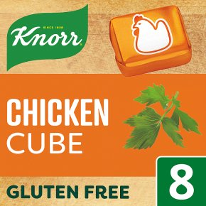 Knorr the chicken cube 8 cubes