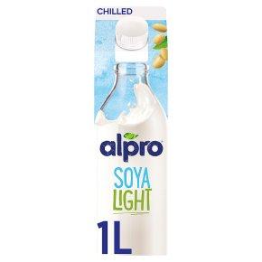 Alpro Soya Light Chilled Drink