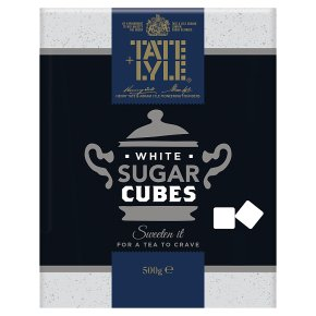 Tate & Lyle Fairtrade White Sugar Cubes