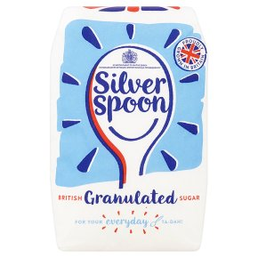 Silver Spoon Granulated Sugar