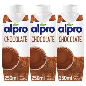 Alpro Soya Chocolate Long Life Drink