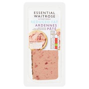 Essential Reduced Fat Ardennes Pâté