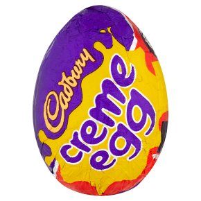 Cadbury Creme Egg Chocolate Egg single