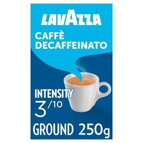 Lavazza Caffè Decaffeinato Ground Coffee