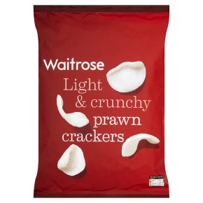Waitrose Prawn Crackers