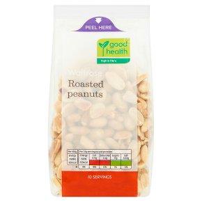 Waitrose Roasted Peanuts