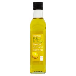 Waitrose Lemon Olive Oil