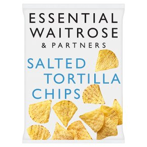 Essential Tortilla Chips Salted