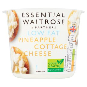Essential Low Fat Pineapple Cottage Cheese