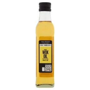 Waitrose wok oil