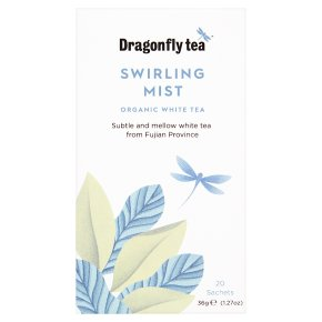Dragonfly White Tea Swirling Mist 20s