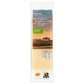 Waitrose Parmigiano Reggiano DOP Strength 6