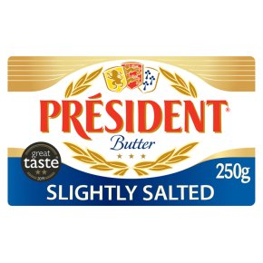 Président Butter Slightly Salted