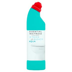 Essential Thick Bleach Aqua