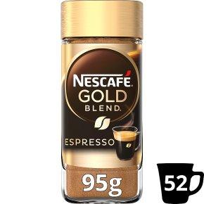 Nescafe Gold Blend Espresso Instant Coffee