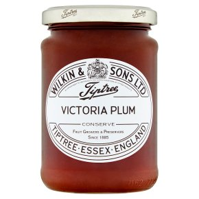 Wilkin & Sons Ltd Tiptree Victoria Plum Conserve