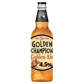 Badger Brewery Golden Champion Ale