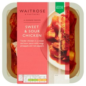Waitrose Chinese Sweet & Sour Chicken