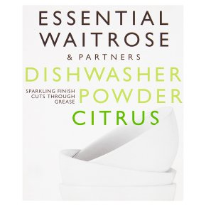 Essential Dishwasher Powder Citrus