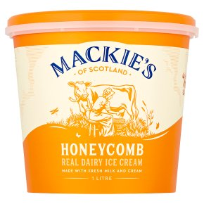 Mackie's Honeycomb Ice Cream