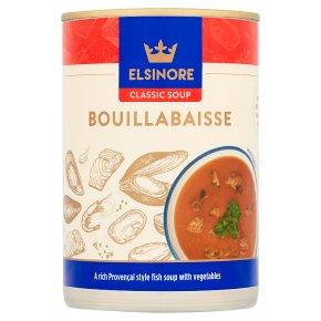 Spinnaker classic soup bouillabaisse