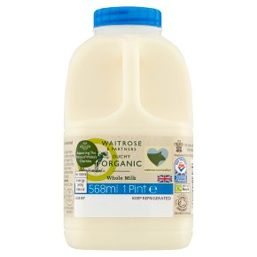 Duchy from Waitrose traditional whole milk