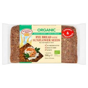 Schneider Brot sunflower seed bread rye & sunflower seed