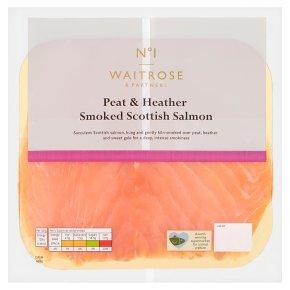 No.1 Scottish Smoked Salmon Peat & Heather