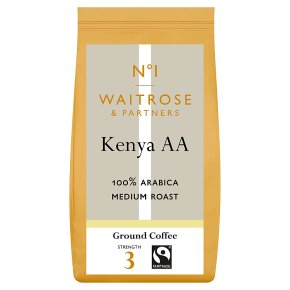 No.1 Kenya AA Ground Coffee