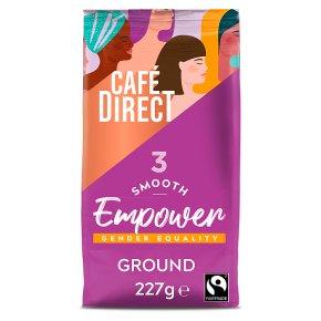 Cafédirect Fairtrade Smooth Roast Ground Coffee
