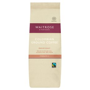 Waitrose Colombian Ground Coffee