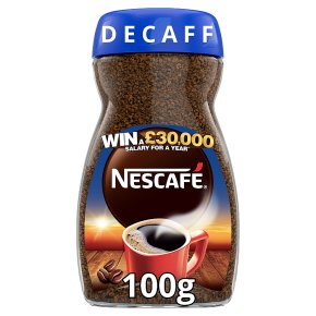 Nescafe Original Decaf Instant Coffee