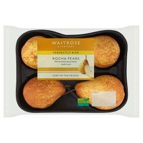 Waitrose Perfectly Ripe Rocha Pears