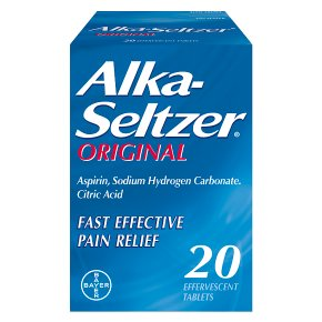 Alka-Seltzer tablets original