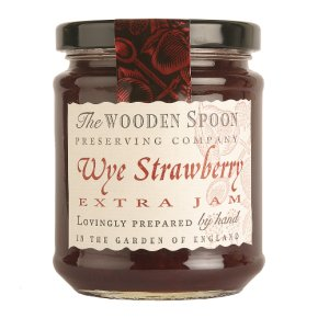 Wooden Spoon Co. Wye Strawberry Extra Jam