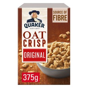 Quaker Original Oat Crisp