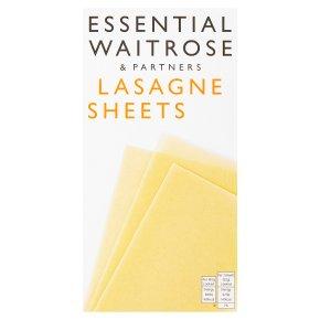 Essential Lasagne Sheets