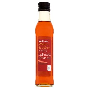 Waitrose Chilli Olive Oil