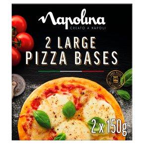 Napolina 2 Pizza Bases