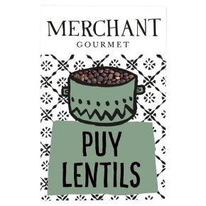 Merchant Gourmet puy lentils